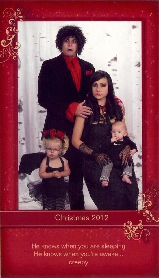 Every Year This Couple Sends Out An Epic Christmas Card
