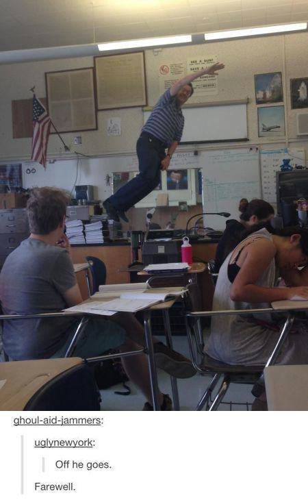Moments That Make School Awesome And Awkward