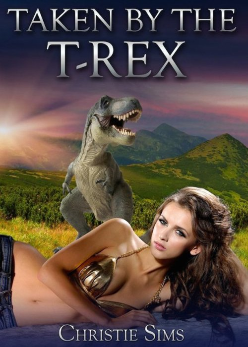No One Should Ever Have To Read These Dinosaur Erotica Books