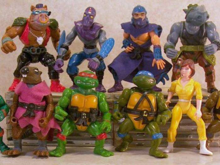 A Look Back At The Coolest Toys From 1980 And Beyond
