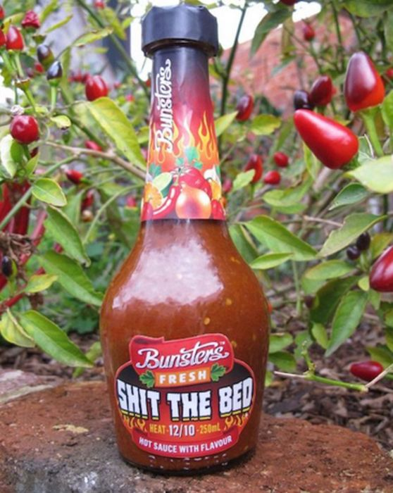 Extremely Hot Sauces With Ridiculous Names