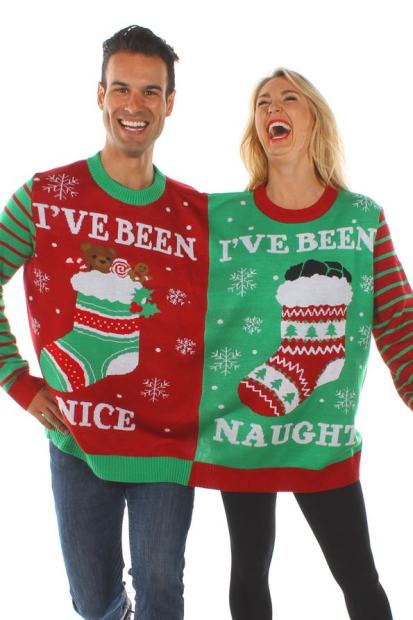 Ugly Holiday Sweaters That Are So Bad They're Good