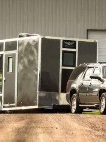 For $40,000 You Can Have The Ultimate Mobile Man Cave
