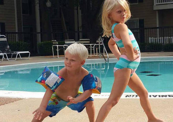 Kids Do The Most Ridiculous Things