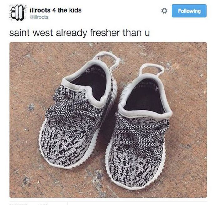 Here Are The Internet's Funniest Reactions To Kanye And Kim's New Baby Name