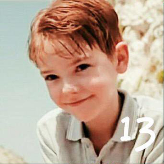 Thomas Brodie-Sangster Through The Years