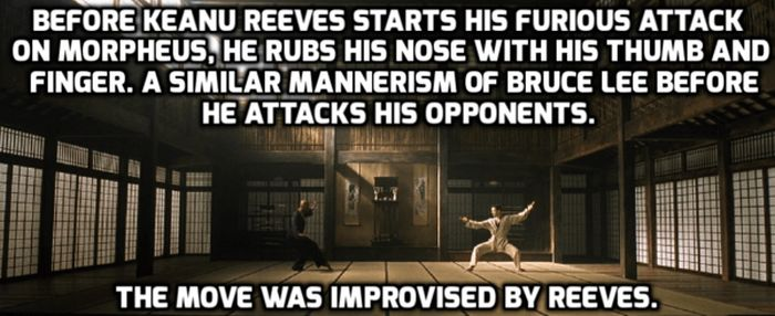 Movie Facts You Can Use To Impress Your Friends And Family