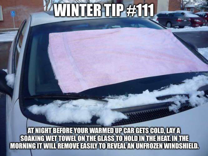 Funny Memes For Winter : How to hack your car and get it ready for winter fun