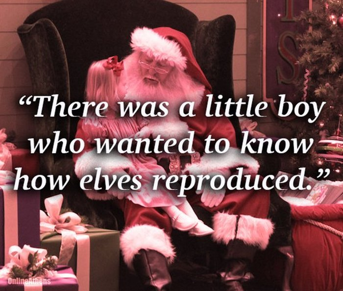 Mall Santas Reveal The Most Bizarre Christmas Gifts Kids Have Asked For