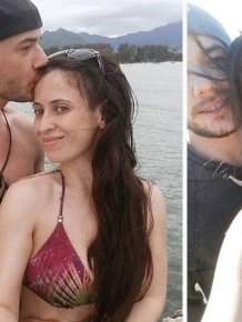 Loving Husband Helps His Wife Win Her Battle With Depression