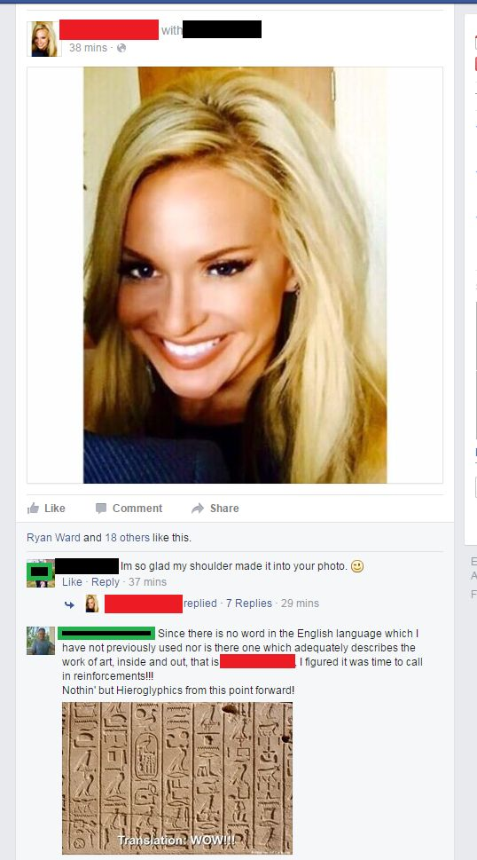 Facebook Fails That Totally Went Off The Deep End