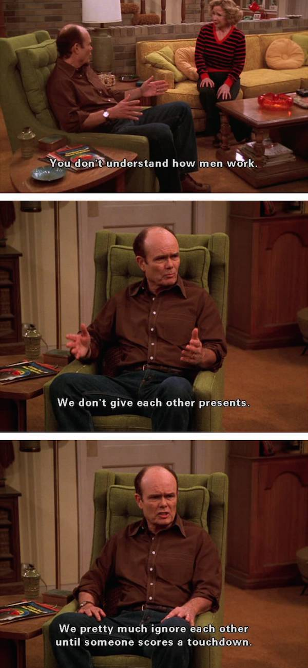 Wise Words From Red Foreman Of That 70s Show