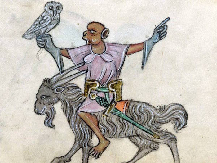 Medieval Art Is Just Absolutely Terrifying