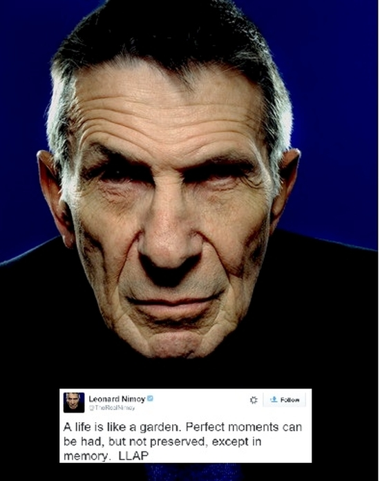The Final Tweets Posted By Celebrities Right Before They Died