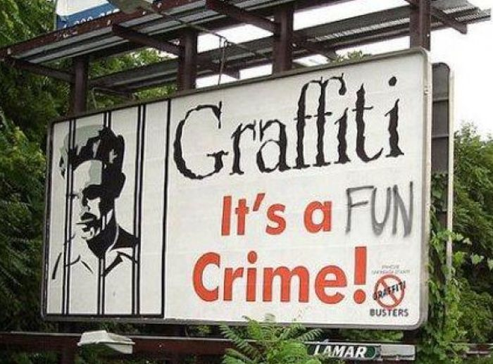 Billboards That Were Instantly Improved By Funny Graffiti
