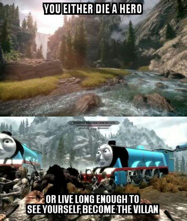 Hilarious Pictures That Speak To The Gamer In All Of Us