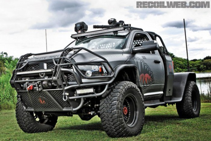 if a zombie apocalypse ever happens this truck would be ... zombie apocalypse truck diagram semi truck diagram views #3