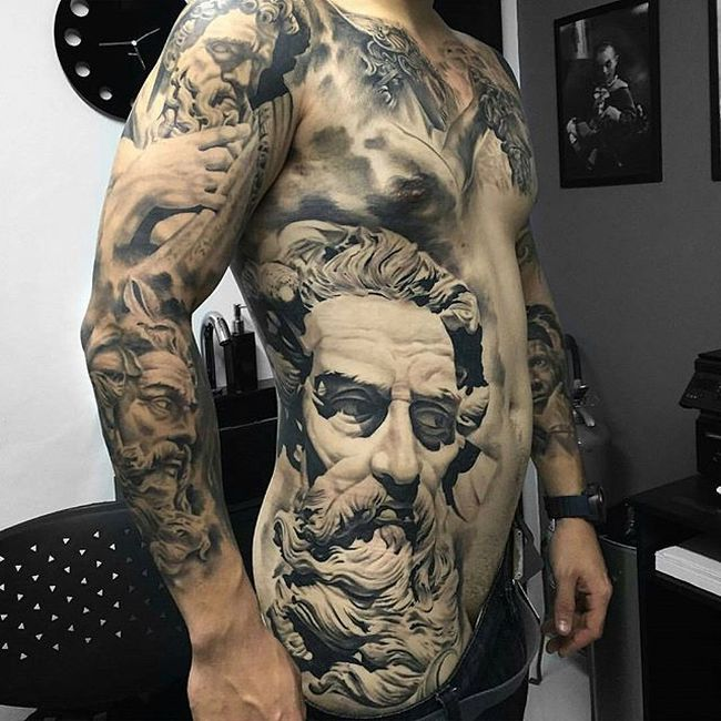 Pictures And Artwork That All Tattoo Lovers Will Appreciate