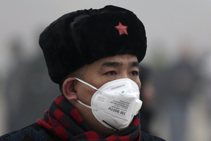China Is Facing The Smog With Stylish Masks Others