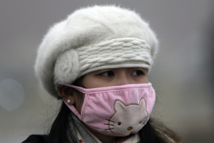 China Is Facing The Smog With Stylish Masks