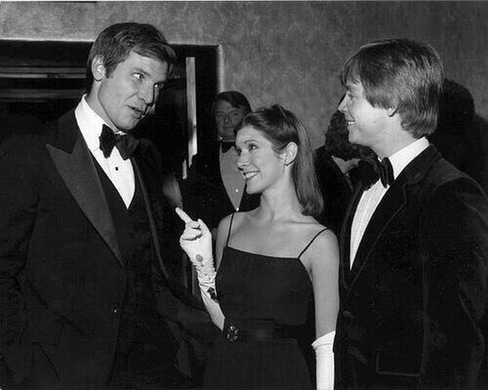 Looking Back On The Star Wars Premiere Back In The Day And Today