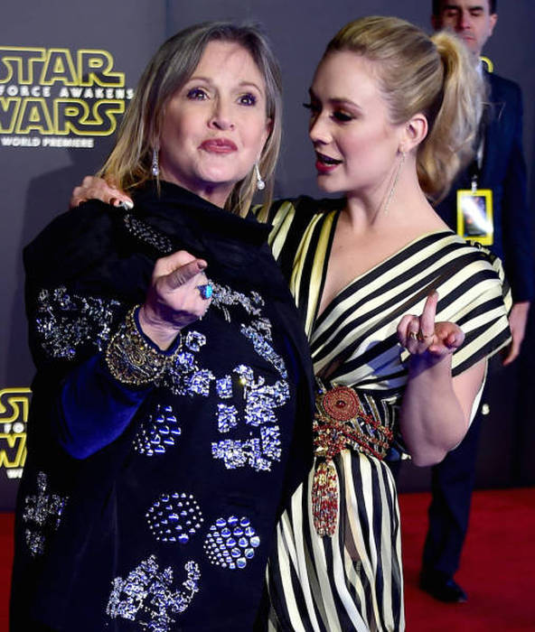 All The Best Pics From The Premiere Of Star Wars: The Force Awakens