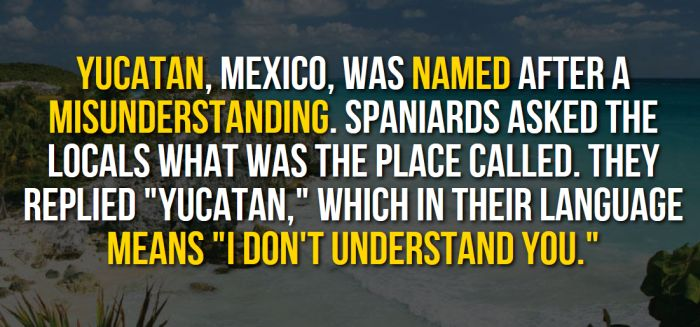 Fun And Interesting Facts You Probably Didn't Know About Mexico
