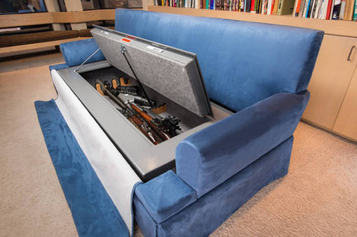 Genial Awesome Items Of Furniture That Come With Secret Storage Units