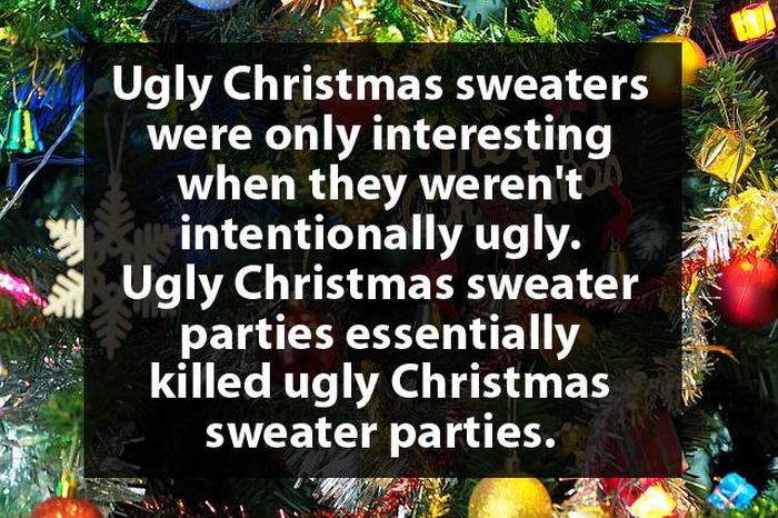 Shower Thoughts That Will Change Everything You Think You Know About Christmas