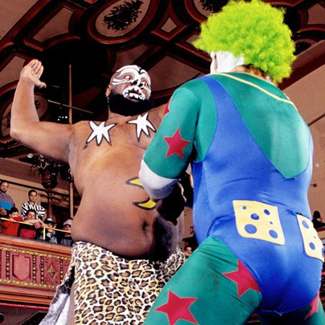 Classic Pictures From The Glory Days Of Professional Wrestling