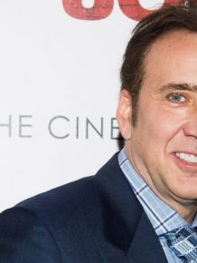 Nicolas Cage Returns His Stolen Dinosaur Skull To The Mongolian Government