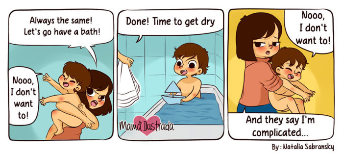 Funny Comics That Totally Tackle The Problems That Come With Being A