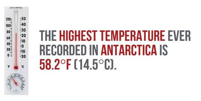 Cool And Interesting Facts About Antarctica