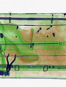 There's Contraband In These Airport Baggage X-Rays, Can You Find It?