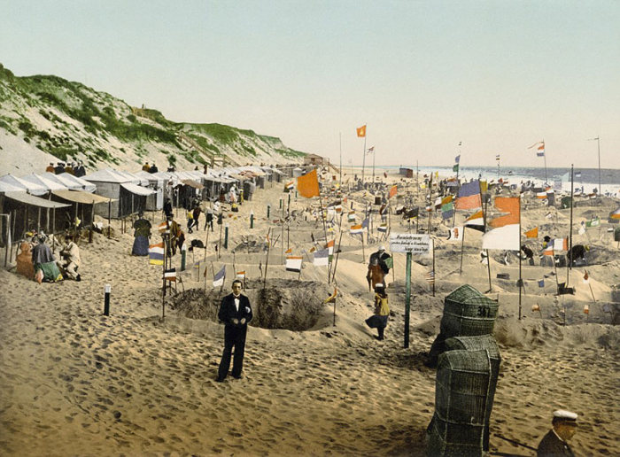 Rare Color Photos From 1900 Show Germany Before It Was Destroyed By Wars