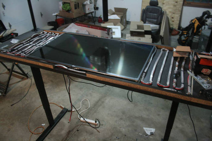 This Self Built Computer Desk Kicks a Ton of Ass
