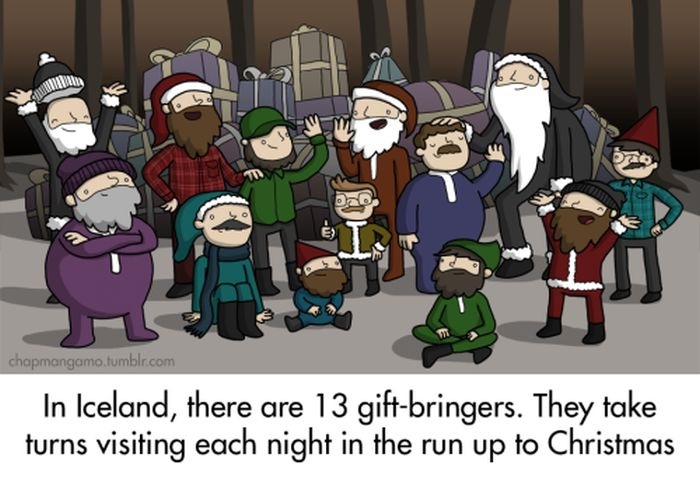 Weird And Interesting Christmas Traditions From Around The World