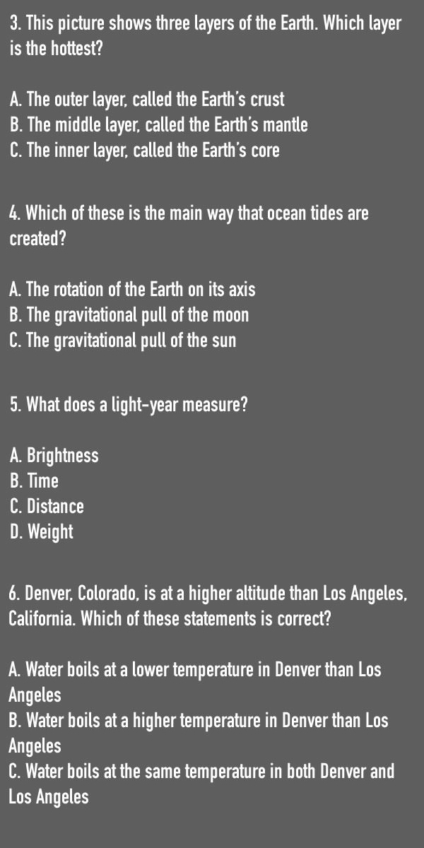 Only 6% Of Americans Knew The Answers To These Basic Science Questions
