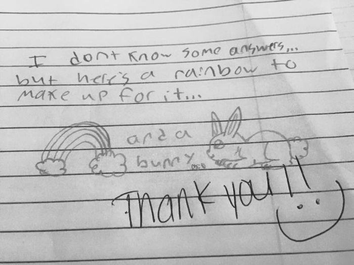 Kids Are Great At Writing Unintentionally Funny Notes