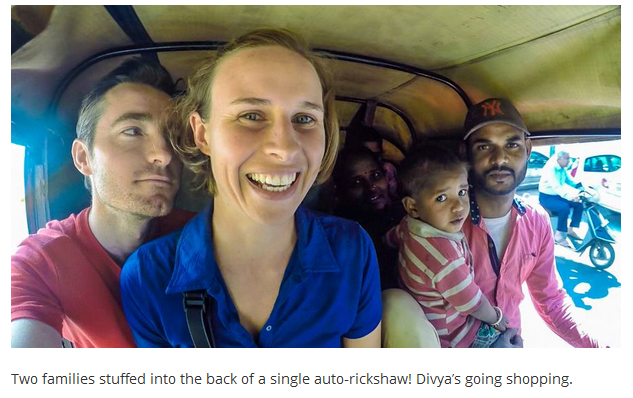 Two Australians Went On An Incredible Adventure To Find A Girl In India
