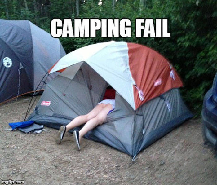 Camping Is The Best Way To Get In Touch With Nature