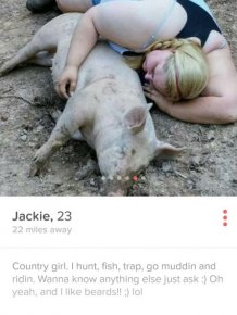 You Won't Be Able To Resist These Ridiculous Tinder Profiles