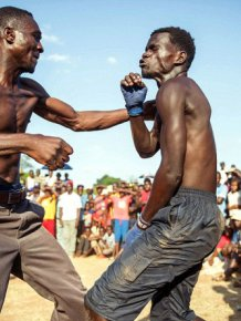 A Province In Africa Holds A Bare Knuckle Boxing Tournament Every Christmas