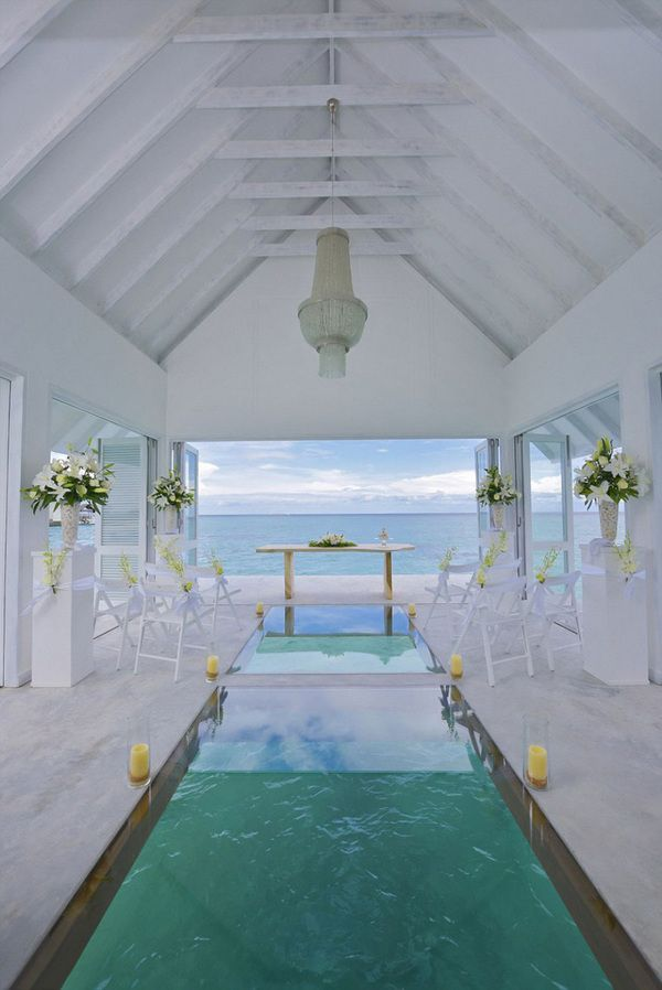 This House Is Absolutely Perfect For A Small Wedding