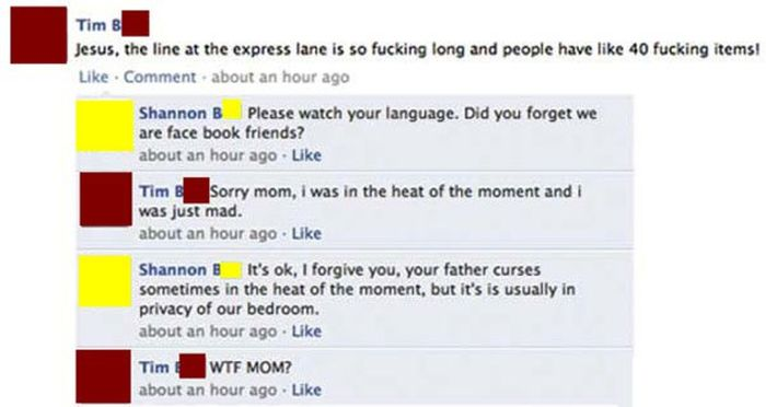 Kids Who Got Completely Owned By Their Parents On Facebook