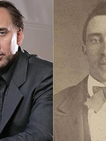 9 Celebrities That Are Either Immortal Vampires Or Time Travelers