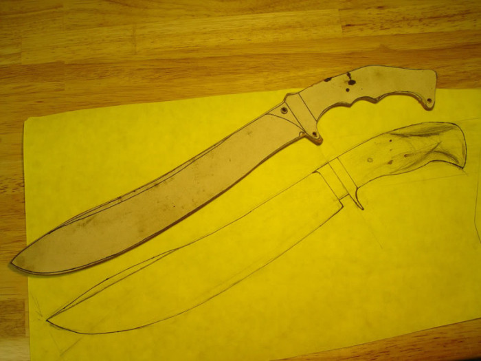 How To Create Your Own Knife From Start To Finish