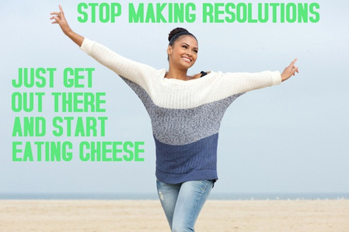 Inspirational Posters With New Year's Resolutions We Can All Support