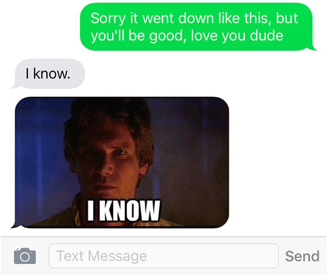 Star Wars Got Spoiled For This Guy Thanks To His Cheating Girlfriend