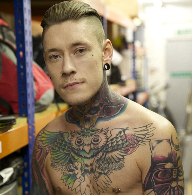 Bristol Man Says His Sexually Explicit Tattoo Is Going To